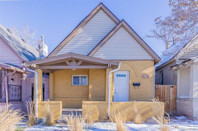 4432 Columbine Street, Denver, CO 80216 (#5012448) :: Hudson Stonegate Team