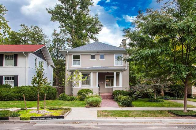 540 N Franklin Street, Denver, CO 80218 (#5012683) :: Colorado Home Finder Realty
