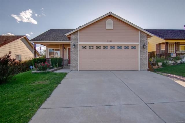 7350 Coral Ridge Drive, Colorado Springs, CO 80925 (#5012787) :: The Peak Properties Group