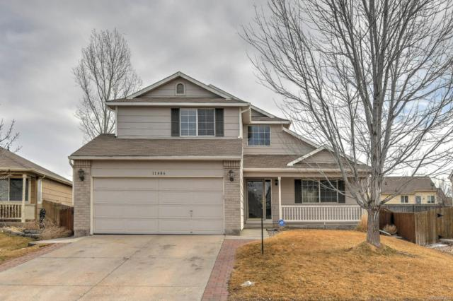 11406 E 116th Drive, Henderson, CO 80640 (#5013097) :: The DeGrood Team