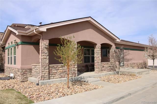 15501 E 112th Avenue 13D, Commerce City, CO 80022 (MLS #5013123) :: 8z Real Estate