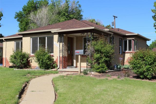 3500 Niagara Street, Denver, CO 80207 (#5013238) :: House Hunters Colorado