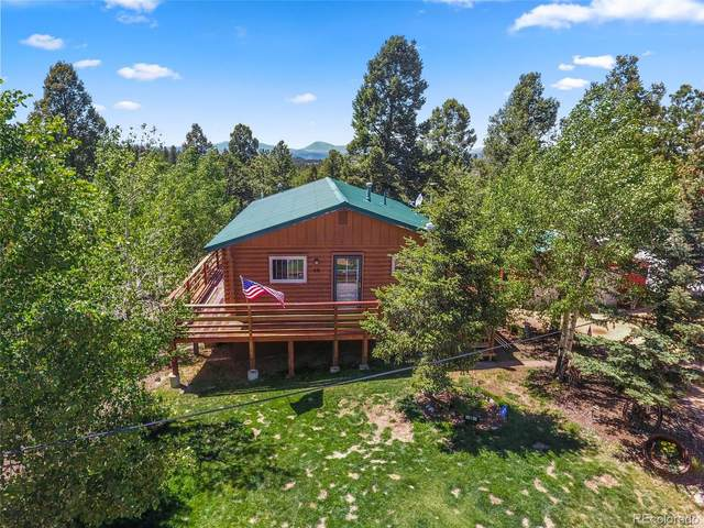 39 Huron Circle, Florissant, CO 80816 (MLS #5013348) :: 8z Real Estate