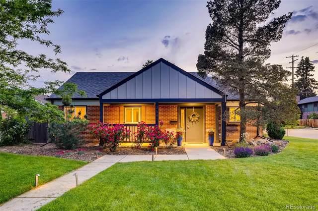 2541 Quitman Street, Denver, CO 80212 (#5013845) :: The Griffith Home Team