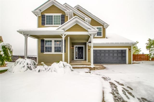 17100 Pale Anemone Street, Parker, CO 80134 (MLS #5014349) :: 8z Real Estate