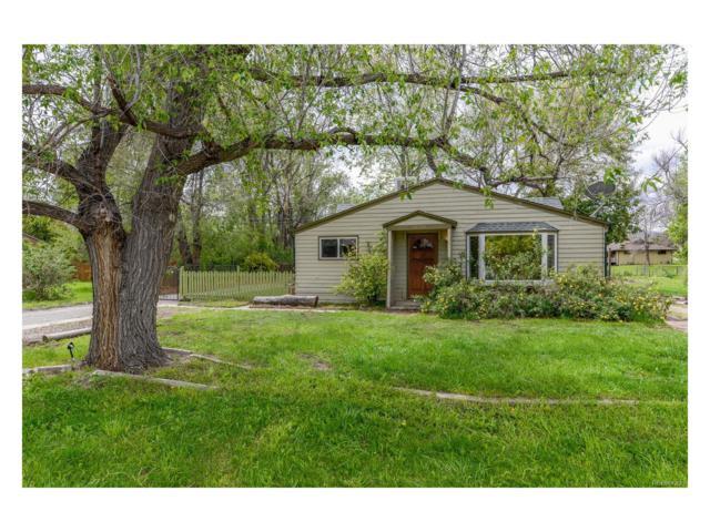 14150 W 48th Avenue, Golden, CO 80403 (MLS #5014604) :: 8z Real Estate
