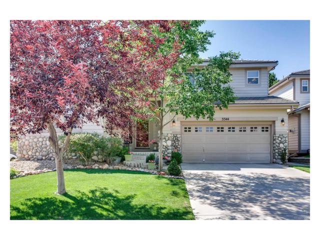 3344 Sturbridge Drive, Highlands Ranch, CO 80129 (MLS #5014654) :: 8z Real Estate
