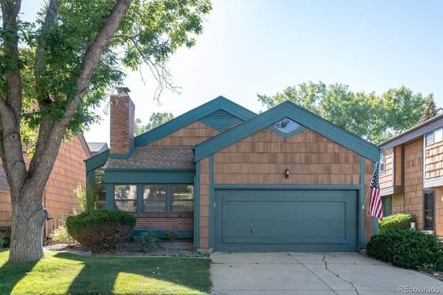 5775 S Kline Street #126, Littleton, CO 80127 (#5014710) :: iHomes Colorado