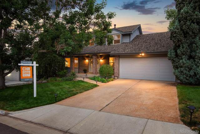 7657 S Olive Circle, Centennial, CO 80112 (#5014768) :: The Margolis Team