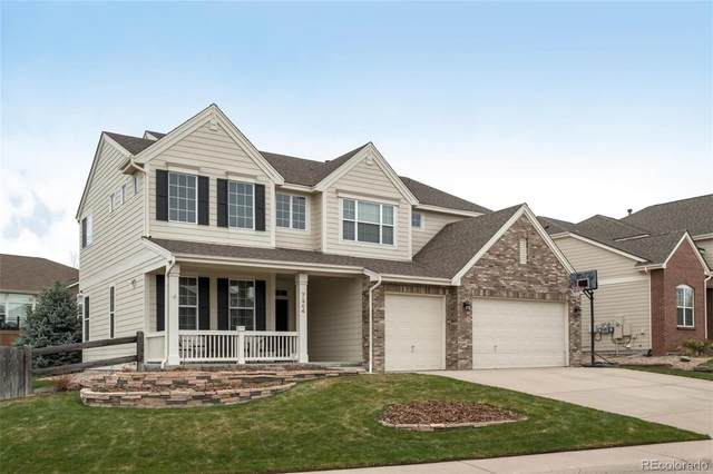 7264 Winter Ridge Drive, Castle Pines, CO 80108 (#5014839) :: Mile High Luxury Real Estate