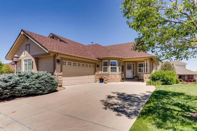 7510 S Biloxi Court, Aurora, CO 80016 (#5015628) :: The Peak Properties Group