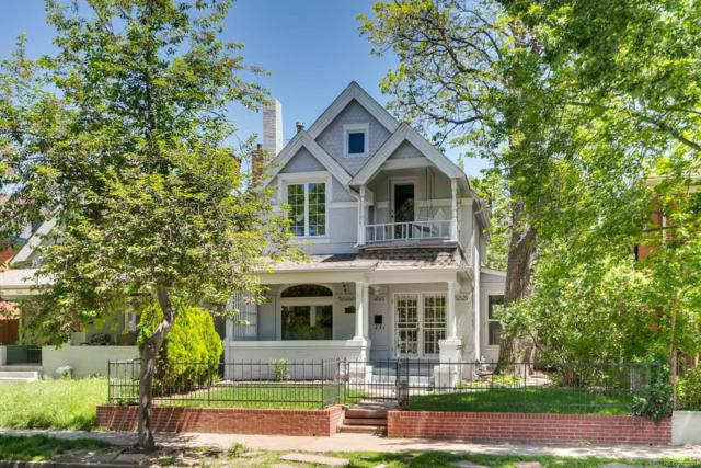 568 S Pearl Street, Denver, CO 80209 (#5015856) :: The Griffith Home Team