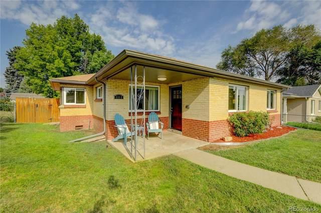 685 S Alcott Street, Denver, CO 80219 (MLS #5016005) :: 8z Real Estate