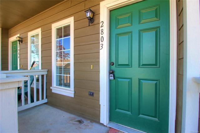 14700 E 104th Avenue #2803, Commerce City, CO 80022 (MLS #5016153) :: 8z Real Estate