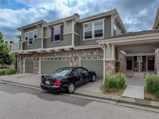 12834 Mayfair Way C, Englewood, CO 80112 (#5016260) :: Sellstate Realty Pros