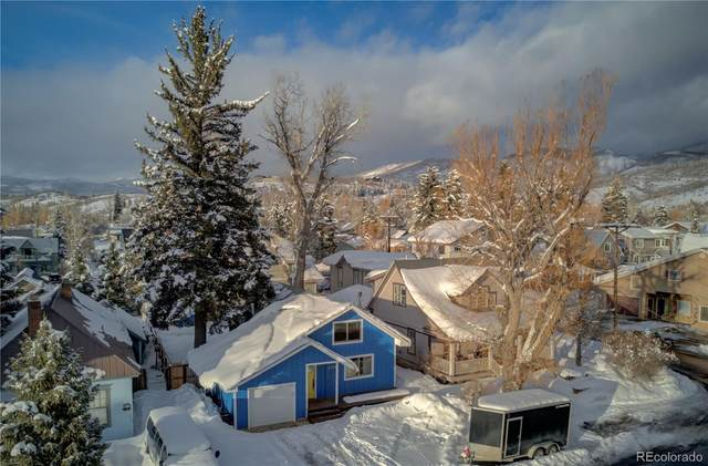 210 Hill Street, Steamboat Springs, CO 80487 (#5016309) :: The Dixon Group