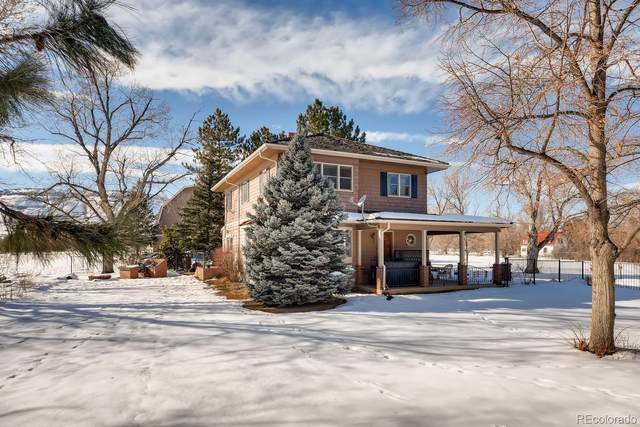 5025 Mcintyre Street, Golden, CO 80403 (#5016895) :: Colorado Home Finder Realty