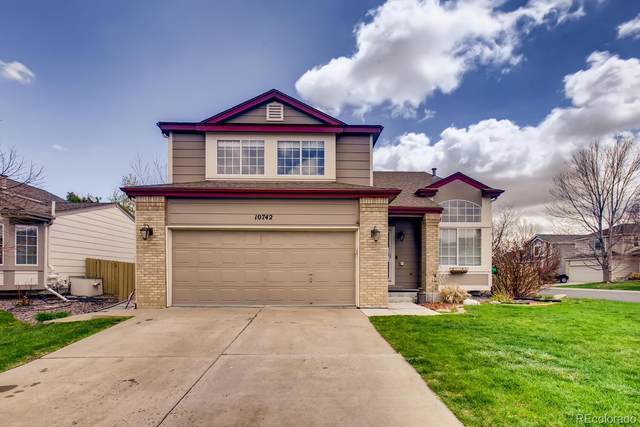 10742 Kimball Street, Parker, CO 80134 (MLS #5017014) :: The Sam Biller Home Team