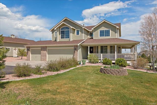 3430 Pine Meadow Avenue, Parker, CO 80138 (MLS #5017204) :: 8z Real Estate