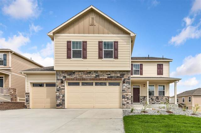 5833 Point Rider Circle, Castle Rock, CO 80104 (MLS #5017584) :: 8z Real Estate