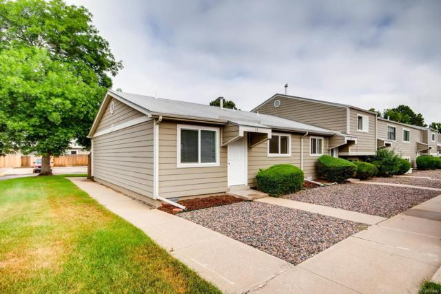 5711 W 92nd Avenue #15, Westminster, CO 80031 (#5017774) :: The Gilbert Group