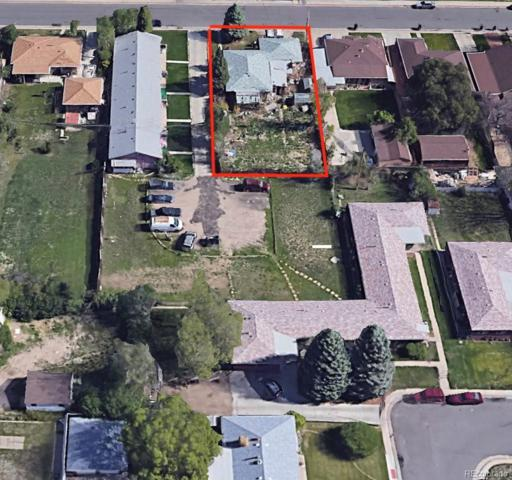 3202 W Arizona Avenue, Denver, CO 80219 (#5017776) :: Wisdom Real Estate