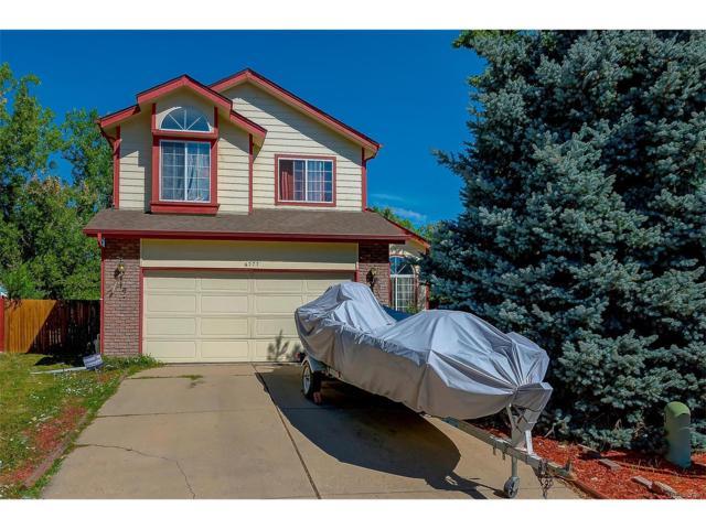 6777 W Mexico Place, Lakewood, CO 80232 (MLS #5017912) :: 8z Real Estate