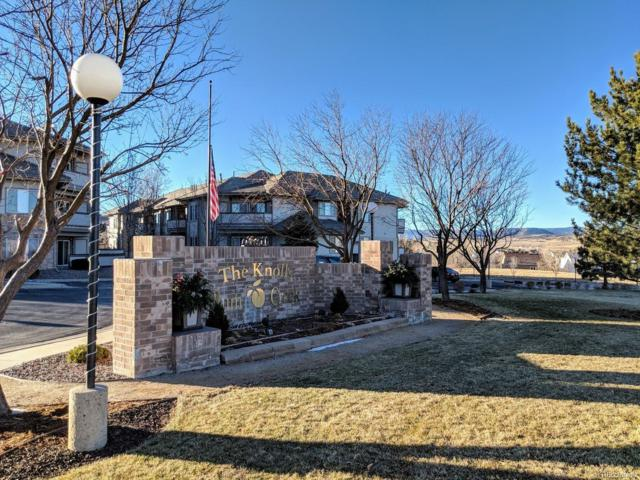 920 E Plum Creek Parkway #206, Castle Rock, CO 80104 (#5018030) :: The HomeSmiths Team - Keller Williams