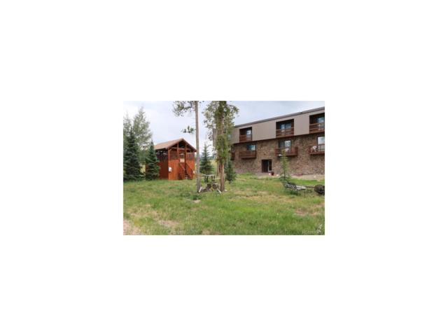 88 County Road 8500 #204, Fraser, CO 80442 (MLS #5018438) :: 8z Real Estate