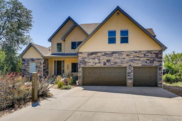 7910 W Meadow Drive, Littleton, CO 80128 (MLS #5018458) :: Neuhaus Real Estate, Inc.