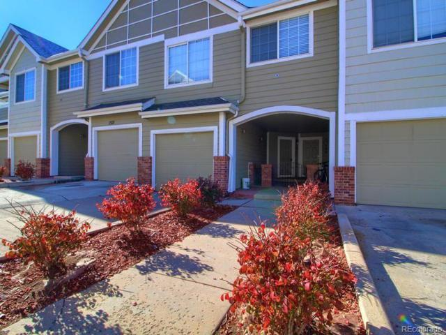 1371 S Cathay Court #105, Aurora, CO 80017 (#5018778) :: The Heyl Group at Keller Williams