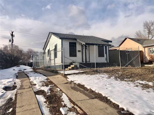 121 King Street, Denver, CO 80219 (MLS #5019090) :: 8z Real Estate