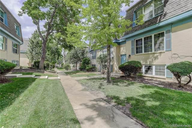 9320 E Girard Avenue #1, Denver, CO 80231 (#5019169) :: Real Estate Professionals