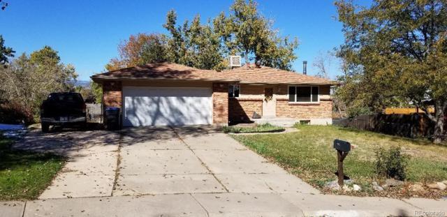 12913 W 7th Drive, Lakewood, CO 80401 (#5019416) :: The Peak Properties Group