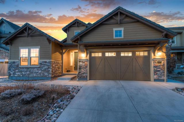 10610 Star Thistle Court, Highlands Ranch, CO 80126 (#5019580) :: Colorado Team Real Estate