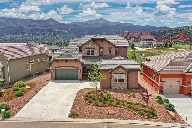 3012 Cathedral Park View, Colorado Springs, CO 80904 (MLS #5019624) :: 8z Real Estate