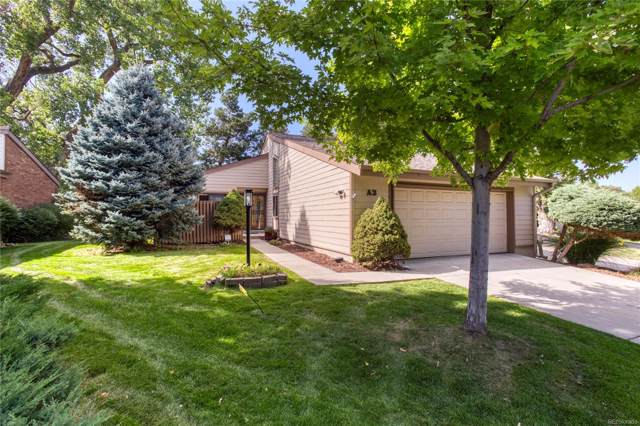 6305 W 6th Avenue Frontage Road A3, Lakewood, CO 80214 (MLS #5020008) :: 8z Real Estate