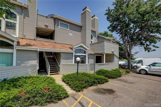 931 S Zeno Way #101, Aurora, CO 80017 (#5020115) :: Venterra Real Estate LLC