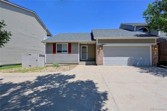 7803 Barbara Ann Drive A, Arvada, CO 80004 (MLS #5020281) :: Keller Williams Realty