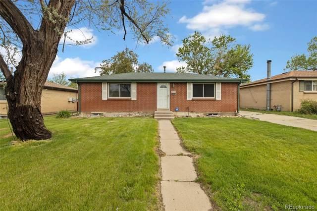 5001 E Asbury Avenue, Denver, CO 80222 (#5020495) :: Finch & Gable Real Estate Co.