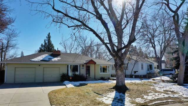 1616 Fairacre Drive, Greeley, CO 80631 (#5020584) :: The Brokerage Group