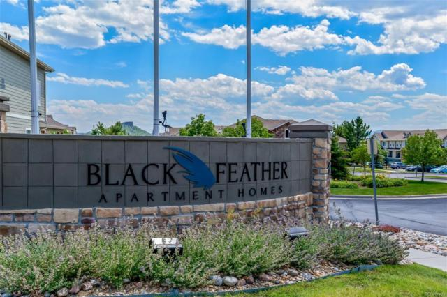494 Black Feather Loop #104, Castle Rock, CO 80104 (#5020775) :: Hometrackr Denver