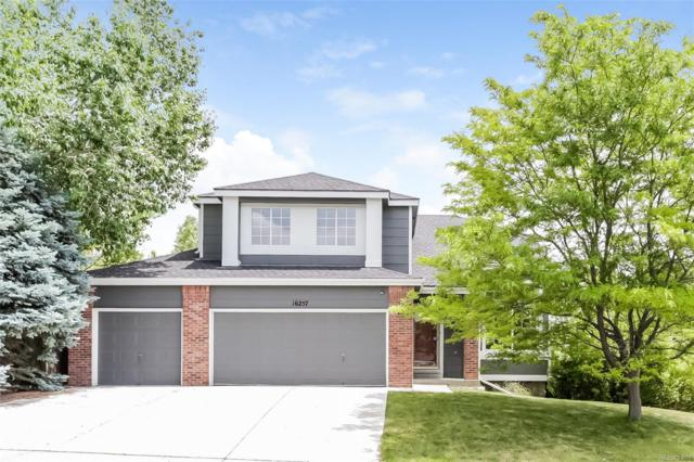 16257 Ledge Rock Drive, Parker, CO 80134 (#5020934) :: 5281 Exclusive Homes Realty