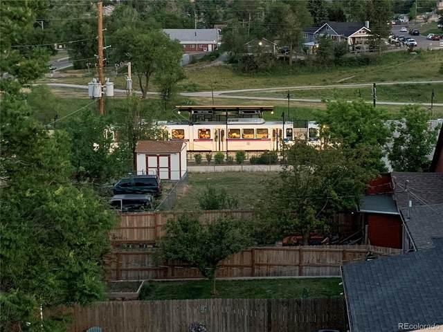 1238 Quitman Street #3, Denver, CO 80204 (#5020993) :: The Dixon Group