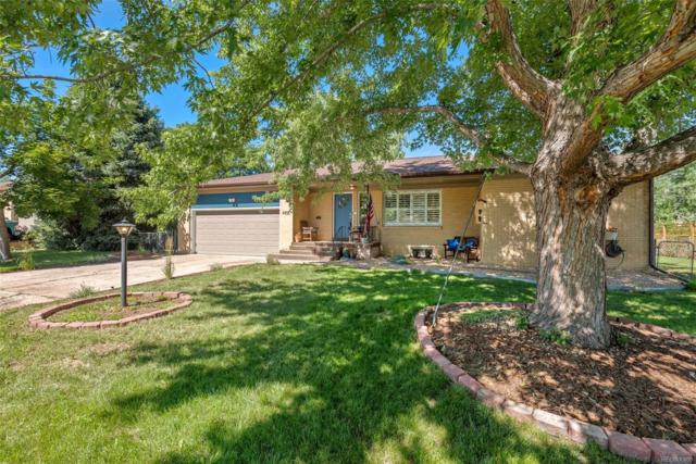 4705 Saulsbury Street, Wheat Ridge, CO 80033 (#5021361) :: HomeSmart Realty Group