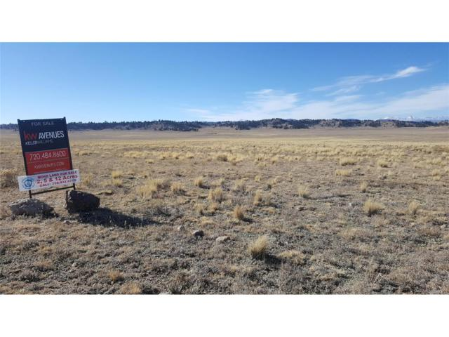 Co Rd 53, Hartsel, CO 80449 (#5021727) :: Structure CO Group