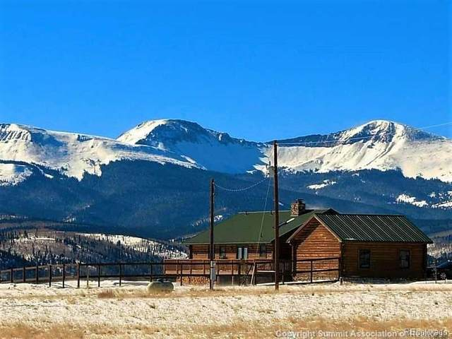 4888 County Road 5, Fairplay, CO 80440 (#5022176) :: HomeSmart
