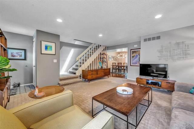4218 E Maplewood Way #13, Centennial, CO 80121 (MLS #5022516) :: 8z Real Estate