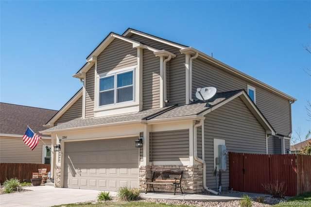 22041 Hill Gail Way, Parker, CO 80138 (#5022568) :: Portenga Properties