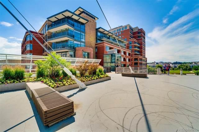 2100 16th Street #603, Denver, CO 80202 (MLS #5022865) :: Bliss Realty Group
